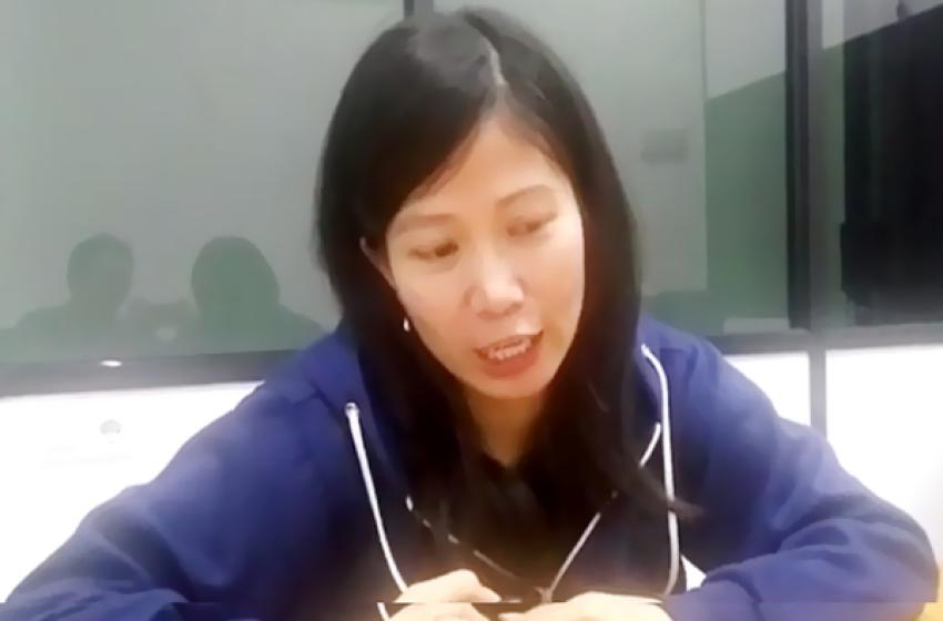 Pasien Ny. Aling Jakarta Barat sembuh setelah bekam di Bengkel Manusia Indonesia