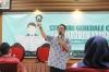 Candra P. Pusponegoro - Grand Master Bekam & Ruq'yah Indonesia memberikan ceramah di hadapan ratusan mahasiswa Fakultas Ilmu Budaya (FIB) UNS Surakarta beberapa waktu lalu