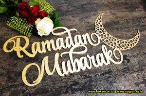 Marhaban Ya Ramadan 1442 Hijriah / 2021 Masehi