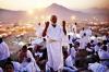 Penulis saat berada di Jabal Rahmah, 25 km sebelah tenggara Makkah Arab Saudi beberapa waktu lalu