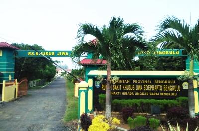 Pasien RSJ di Kota Bengkulu Sembuh 2