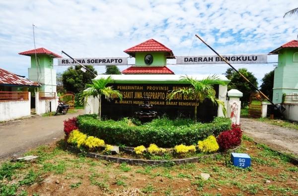 Struktur Organisasi Ruangan VIP RSJKO Soeprapto Provinsi Bengkulu
