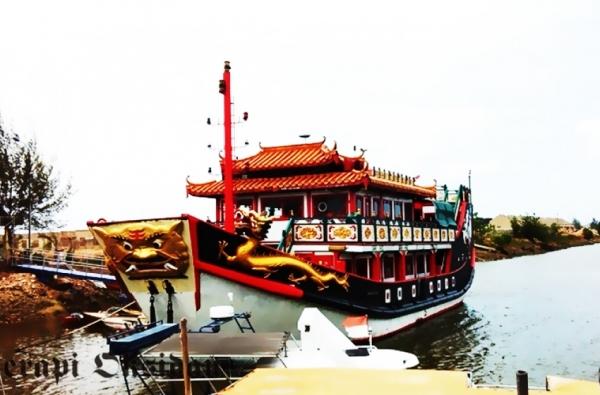 Menyusuri Jejak Kapal Cheng Ho